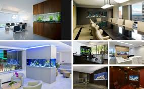 pictures for your office. Cool Design Aquarium : Fish Tanks For Your Office Desain Minimalis Air Pictures