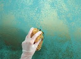 interior wall painting techniques
