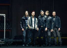 Hinder At Civic Music Hall Toledo On 25 Jun 2019 Ticket