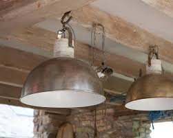 wood pendant lighting. Dome Pendant Lamp - Mango Wood Nickel Iron Dassie Artisan Lighting