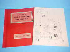 1948 wire diagram 1946 1947 1948 1949 1950 1951 1952 1953 1954 hudson convertible wiring diagrams