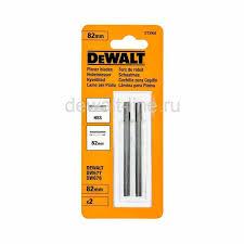 <b>DeWalt</b> | <b>Ножи</b> (лезвия) для <b>рубанков</b> и рейсмусов ДеВолт: цены ...