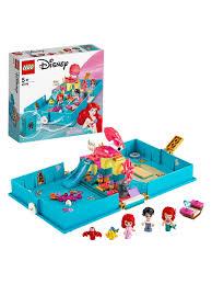 <b>Конструктор LEGO Disney</b> Princess 43176 Книга сказочных ...
