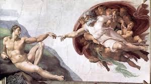 michelangelo s creation of adam paradox