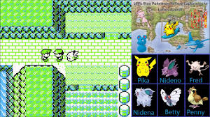 Let's Play Pokemon Yellow Capturelocke: Part 3 - Training Before The First  Gym - YouTube