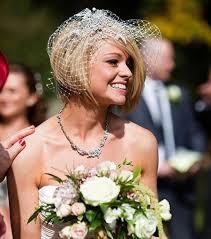Coiffure Mariée Cheveux Courts 15 Coupes Pour Les Futures