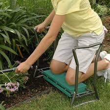 garden kneeler with handles