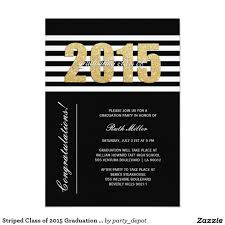 2016 graduation invitations with the present invitation of glamorous design character 6