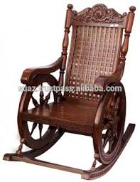 wooden rocking chair. wooden rocking chairs , carving swing chair antique wood carved traditional luxury o