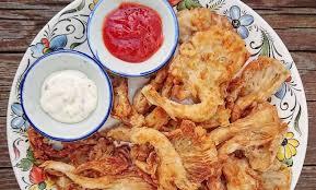 Sebenarnya, membuat jamur goreng tepung crispy tahan lama tidak sesulit yang kita pikirkan. Resep Jamur Crispy Camilan Gurih Kekinian Okezone Lifestyle