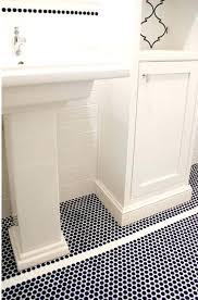 blue bathroom floor tiles. Blue And White Tile Bathroom Ideas Wonderful Navy Floor Tiles Pictures Regarding .