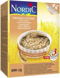 <b>Nordic хлопья ржаные</b>, 600 г — купить в интернет-магазине ...