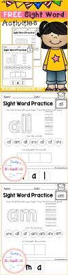 Best 25 Sight Words Printables Ideas On Pinterest Sight Word