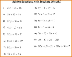 math equations worksheets balancing math equations worksheet 10 math