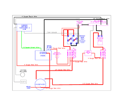 automatic ups system wiring circuit diagram for home or office Wire Circuit Diagram electrical wiring drawing for house the diagram endearing enchanting 3 wire circuit diagram