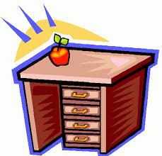teacher desk clipart. Plain Teacher Art Teacher Pictures 1730943 License Personal Use Inside Desk Clipart L