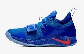 Pg E Peak Hours Chart Residential Playstation X Nike Pg 2 5 Blue Multi Color For Sale