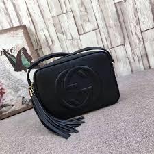 fake gucci soho leather disco bag