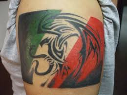 mexican american pride tattoos. Stunning Mexican Pride Tattoo Designs And American Tattoos