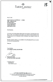 general termination letter info example of a termination letter sample contract cancellation