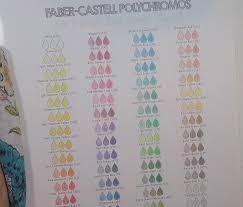 Color Charts Pencilstash
