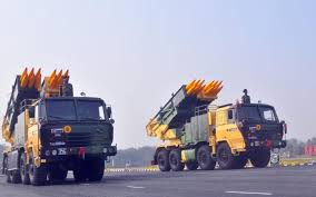 pinaka rocket system indian army