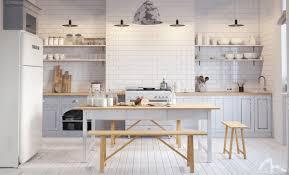 Scandi Kitchen Design 25 Super Sleek Scandinavian Kitchen Design Inspirations
