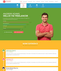 Resume Website Gorgeous 40 Creative Resume Ideas To Stand Out Online