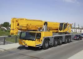 Ltm 1250 5 1 Mobile Crane Liebherr
