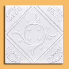 Decorative Foam Tiles wholesale discount decorative ceiling tiles Anet Foam Antique 4