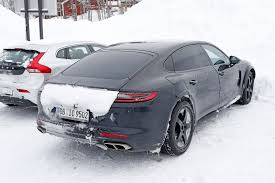 2018 bentley flying spur. simple flying bentley flying spur rear door fashioned from plastic on this test mule  spied wintry in sweden to 2018 bentley flying spur