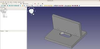 Freecad Part Design Workbench Freecad For Woodworker 02 Tenon Jig In The Part Design