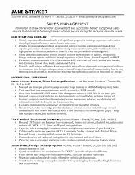 Free Download Securities Trader Sample Resume Resume Sample