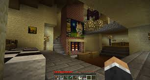 Minecraft Living Room Furniture How To Make A Fancy Living Room In Minecraft Nomadiceuphoriacom