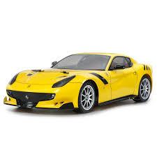 Tamiya 47378 Karosserie Satz Ferrari F12tdf Extra Leicht Unlackiert