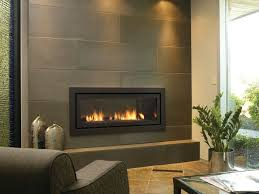 Small Picture 20 Of The Most Amazing Modern Fireplace Ideas Black backsplash