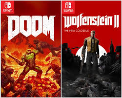 Image result for DOOM (Switch)