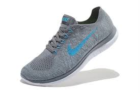nike 4 0 flyknit. cheap nike free 4.0 flyknit men deep grey blue 4 0