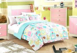 owl bed set toddler bedding sets image concept com little starter in bag sheets twin owl bed set