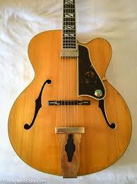 1972 Gibson Johnny Smith guitar stolen