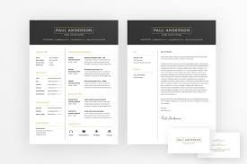 Free Resume & Cover Letter Template - CreativeBooster