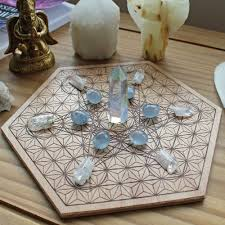 Crystal Grid Patterns Best How And Why Do Crystal Grids Work Ethan Lazzerini