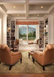 fabulous home office interior. Office Design 36 Fabulous Home Libraries Showcasing Window Seats For Library Hd Wallpaper With Interior