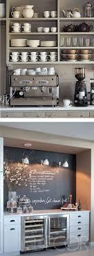 Kitchen Coffee Bar 17 Best Ideas About Coffee Station Kitchen On Pinterest Coffee