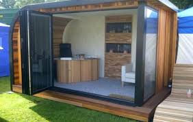 office pods garden. Garden Office Pod Gypsy Pods In Amazing Home Decor Arrangement Ideas With