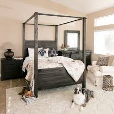 Abington Canopy Bedroom Collection. Grey Bedroom Furniture SetsCanopy ...