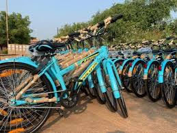 cycles for public bicycle sharing
