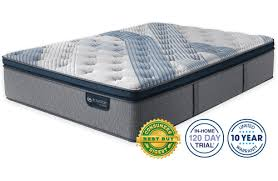Upgrade to Pillow Top Queen Size Mattress Sertacom