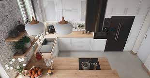 10 Ways To Optimize A U Shaped Kitchen Design