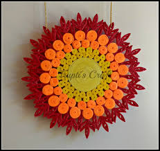 each paper quilling is hand varnished to make it sy durable and water resistant if you want to anything or need